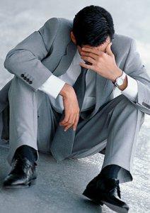 Этапы нарастания нервного истощения