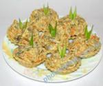 Рецепты салатов с печенью