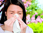 Аллергия на пыль. Симптомы и лечение