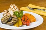 Правильное питание: модель тарелки