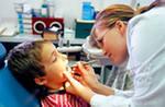 Лечение раннего кариеса у детей