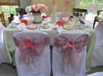 Праздничный стол на юбилей