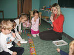 Развивающие занятия для детей 4 лет